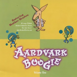 Aardvark Boogie Children's Album