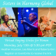 Sisters in Harmony Global with Lea Morris and Roberta Kirn